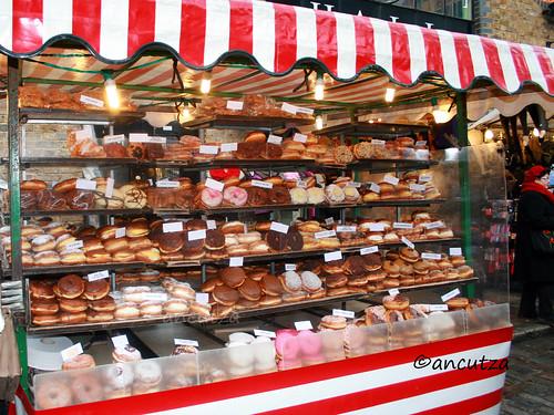 banco doughnuts a londra
