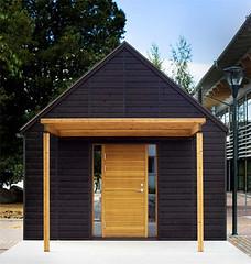 Koncepthus - Campus Skellefteå (Skogsindustrierna) Tags: 2012 träpriset