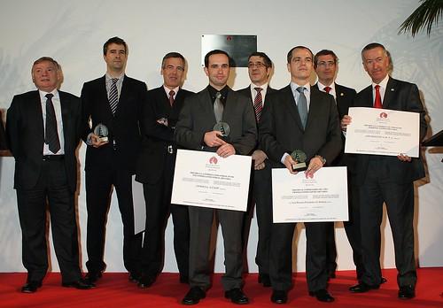 Premios industria Camara de Comercio de Gipuzkoa