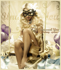 Unusual You [Britney] (Nii Riera) Tags: new music hot sexy spears circus fantasy britney brit blend womanizer