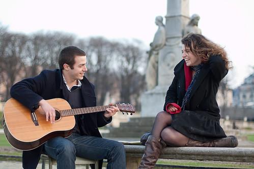 [Paris and You] [#4] Alix et Pierrot