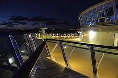 Allure of the Seas (blmiers2) Tags: cruise night nikon ship cruiseship royalcaribbean seas allureoftheseas d3100 allure1 cruisingalong blm18 blmiers2