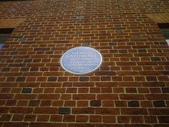 Photo of Eleanor Rathbone blue plaque