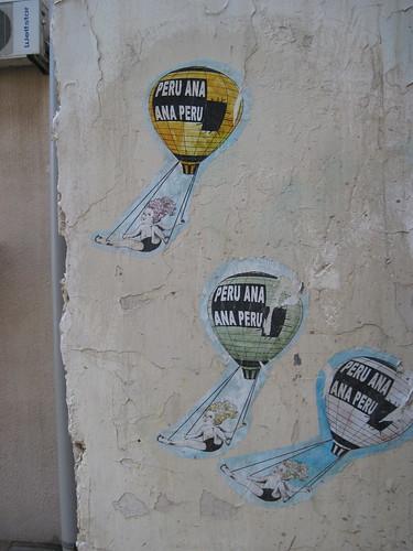 Street Art Ana
