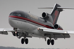 TRUMP 727 (Kris Klop - clearskyphotography.com) Tags: plane private airplane fly flying airport aircraft aviation flight donaldtrump trump dsm 727 b727 kdsm vpbdj trumpshuttle b727100