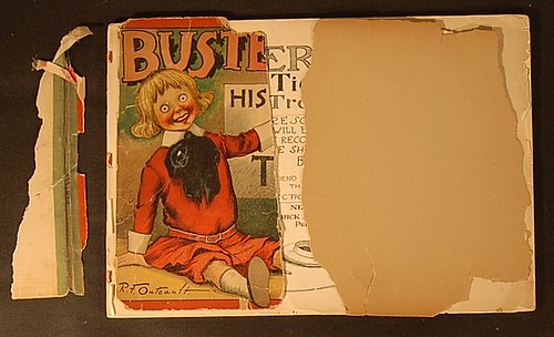 Buster Brown Before Treatment