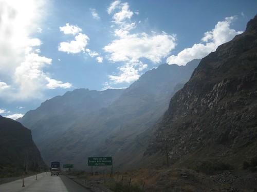 Ruta 60 CH Tramo Alta Montana