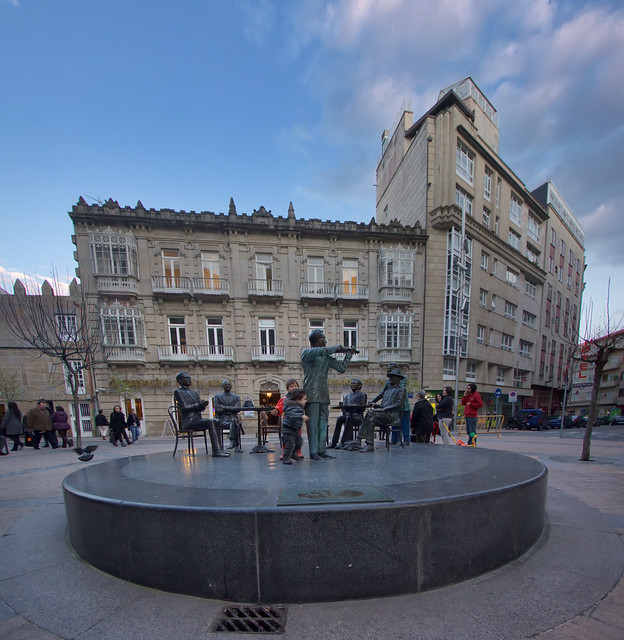 Plaza de San José.