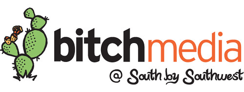 Bitch Media SXSW logo