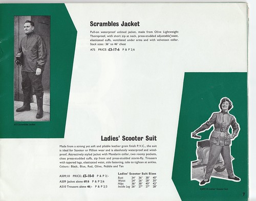 Barbour 1964 Catalogue 6