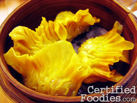 Golden Fortune Sharskfin Dumpling, Php 65 for 4 pieces - CertifiedFoodies.com