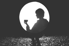 68|365 (dillan4c) Tags: shadow blackandwhite bw cup night canon project nikon tea 28mm 365 dillan nikkor teacup f35 60d forsey dillan4c