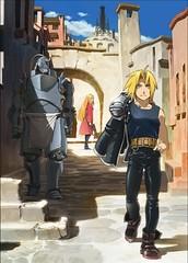 110310(2) - 預定7/2上映的劇場版《鋼の錬金術師 嘆きの丘(ミロス)の聖なる星》公開新海報、新角色及其幕後代言人!