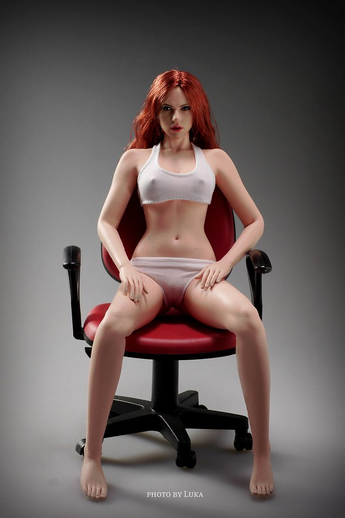 [Lançamento] Edaction -  1/6 scale Seamless Female Body 5514445507_d0d3fa2ea8_b