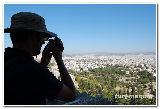 Vistas Acropole Atenas (2)