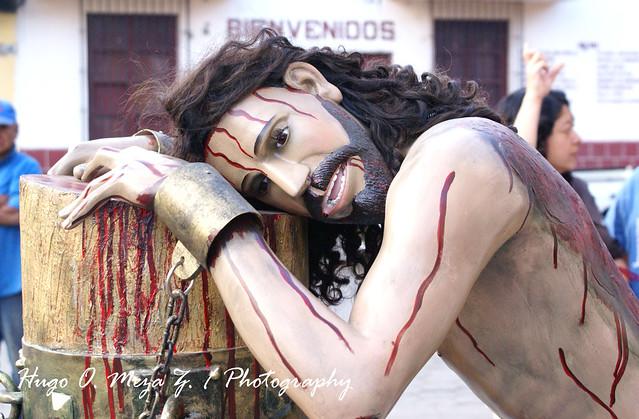 Nuevo Paso de la Pasion de Jesús de San Felipe de Jesus 01