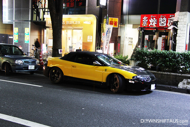 Downshift Shibuya 38