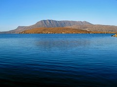Ben More Coigach (Traigh Mhor) Tags: mountain march scotland highlands nw ullapool benmorecoigach 2011 lochbroom