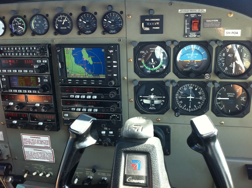 The World's Best Photos of altimeter and cessna - Flickr