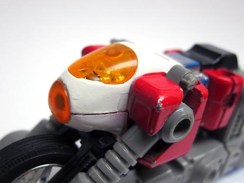 Cy-Kill - Mighty Vehicle