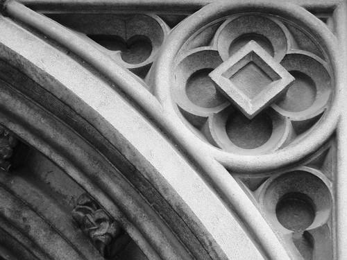 doorframe stonework