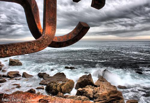 Mar de hierro