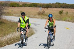 One on One Bike Training in the Flint Hills