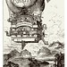 015-Curas de aire en la montaña-Le Vingtième Siècle 1883- Albert Robida