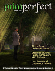 Prim Perfect Issue 32: Cover