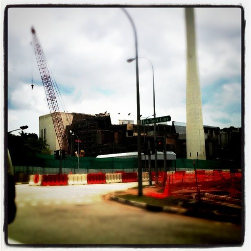 Building and reconstruct