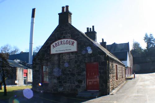 Aberlour Distillery, Aberlour