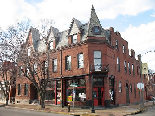 Thompson Building restored (by: Cherokee Street Photos)