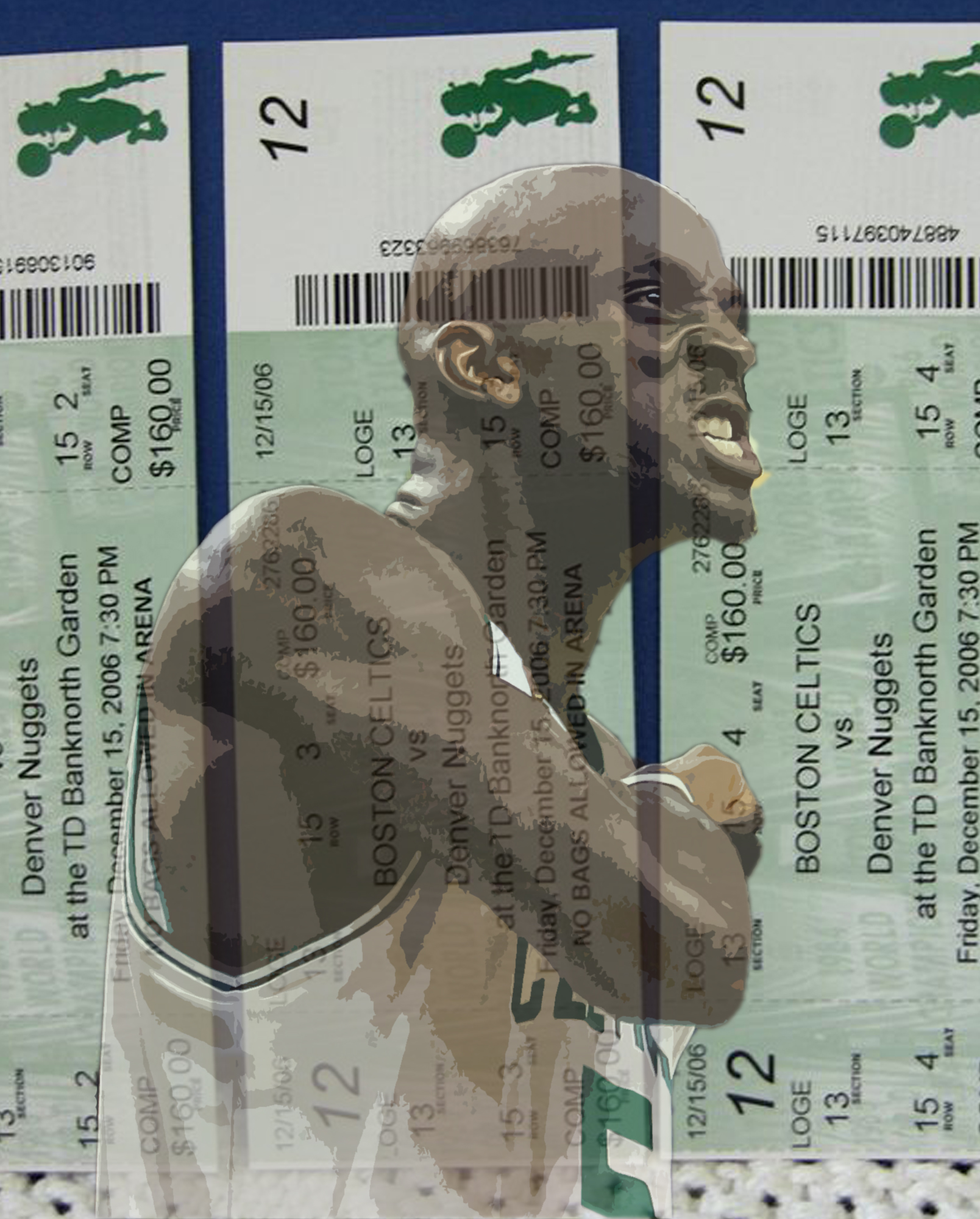 The Big Ticket Kevin Garnett