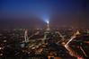 (focuspocus) Tags: paris tower evening tour view eiffel panoramic eiffelturm montparnasse