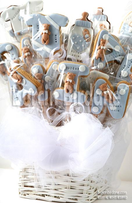 Mavi Bebek Kurabiyeleri