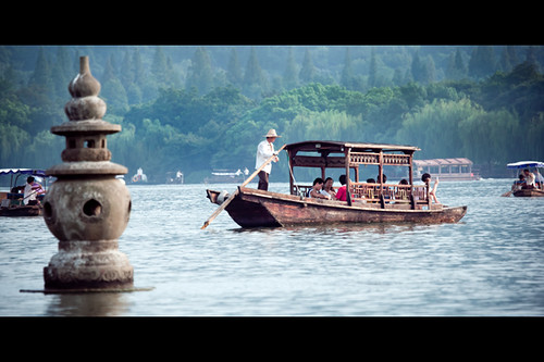 Hangzhou West Lake,Zhejiang province China 西湖 - Explored!