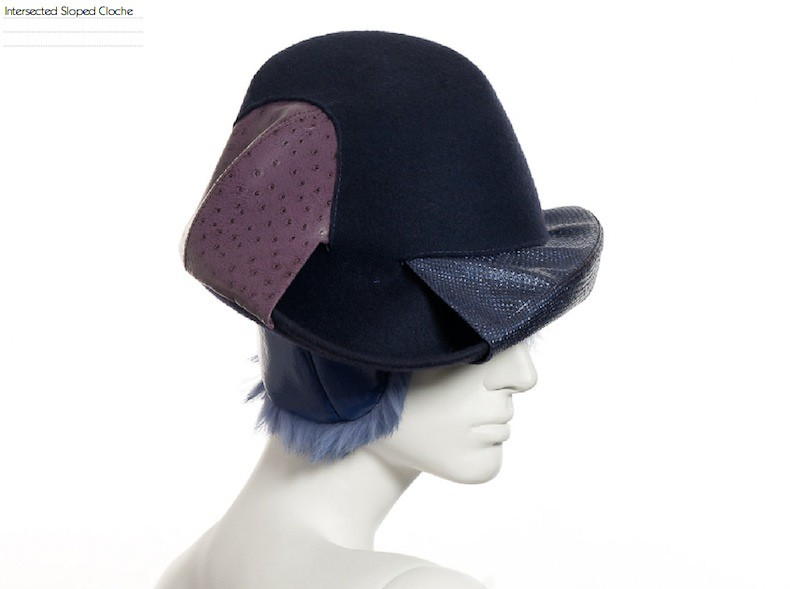 Noel Stewart AW 11/12 Lookbook :  noel stewart lookbook artsy hats