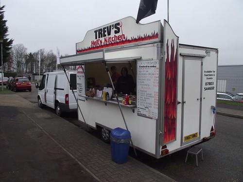 Trev Hell S Kitchen