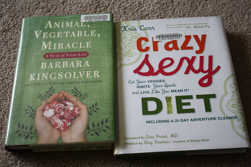 Animal, Vegetable, Miracle & Crazy Sexy Diet
