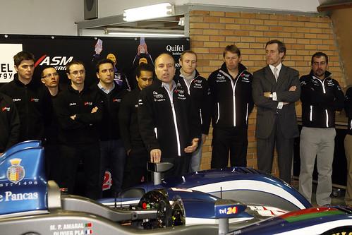Apresentação Quifel ASM Team 2011