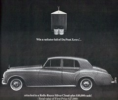 1963 Rolls Royce Silver Cloud - DuPont Zerex (coconv) Tags: 63 1963 rolls royce silver cloud dupont zerex anti freeze car cars vintage auto automobile vehicles vehicle autos photo photos photograph photographs automobiles antique picture pictures image images collectible old collectors classic ad advertisement postcard post card postcards advertising cards magazine flyer prestige brochure dealer album press kit