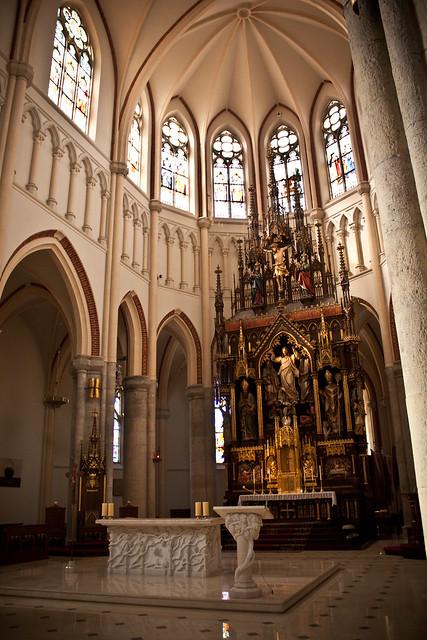 kościół św. Kostki Łódź