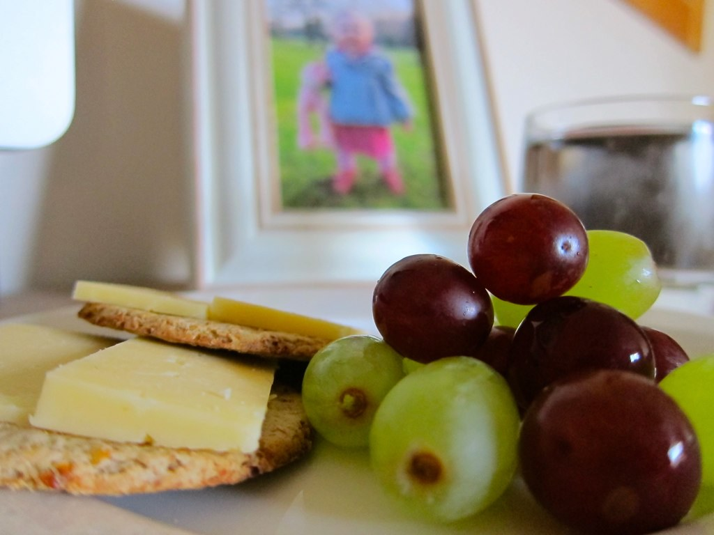 Crackers and Grapes