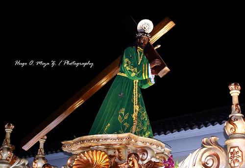 Procesión de La Iglesia de Santa Ines 08