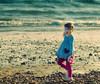 Neel Golapi <3 (bijoyKetan) Tags: pink blue sunset sea colors girl beautiful doll massachusetts young gloucester goldenhour ketan canon85mm18usm bijoyketan
