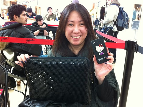Cool iPad case & Hello Kitty iPhone case from Hong Kong