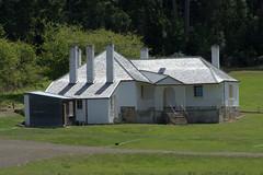 Clerk of work's house (Val in Sydney) Tags: house port work arthur australia historic prison jail tasmania tasman convict peninsula clerk bagne clerkofworkshouse
