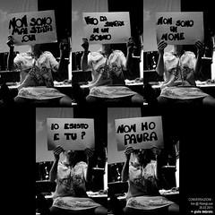 Conversazione reale - (donnaLu) (d_arkshines) Tags: roma art teatro performance musica bellezza rm verit carlomartinelli alicewonderland luminal conversazioni donnalu iononcredo risinglove alessandraperna francescaromanamicelipicardi unidea compagniaitinerantediteatroincubierumore