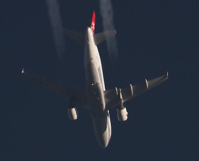 Air Malta Airbus A319 A9H-AEG