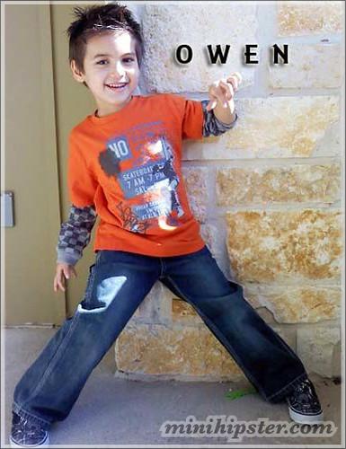 OWEN... MiniHipster.com: kids street fashion (mini hipster .com)